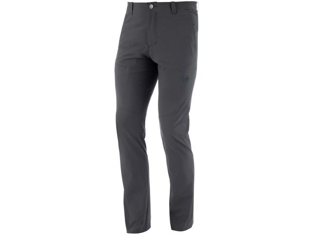 Mammut Runbold Pantalones Hombre, gris